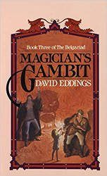 magician's gambit book cover december reading wrapup