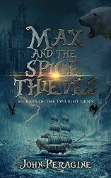 fantasy book releases april 2021 max and the spice thieves