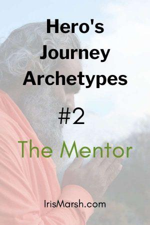 hero's journey the mentor archetype