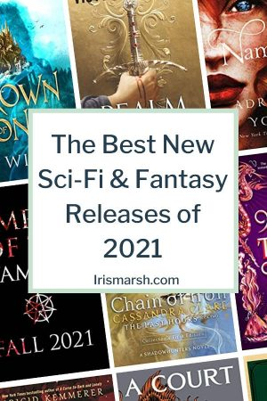 the best new sci-fi and fantasy book releases of 2021