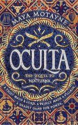 oculta fantasy book releases april 2021