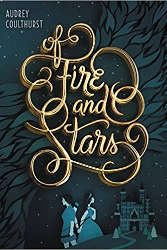 best fantasy romance books of fire and stars book cover