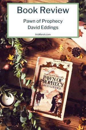 pawn of prophecy david eddings book review