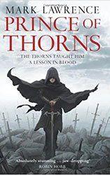 dark fantasy books prince of thorns