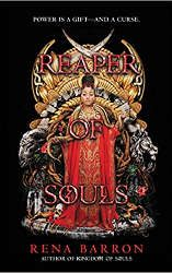 reaper of souls book cover best fantasy sci-fi book releases february 2021