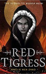 red tigress book cover march 2021