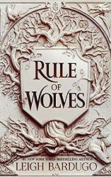 rule of wolves book cover best fantasy books 2021