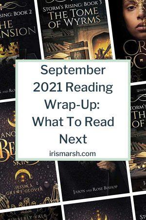 september 2021 reading wrapup book reviews