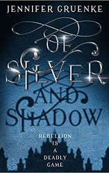 of silver and shadow book cover