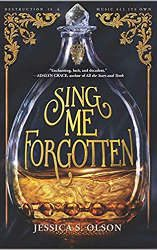 sing me forgotten book cover march 2021
