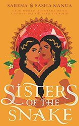 best fantasy scifi book releases june 2021 sisters of the snake