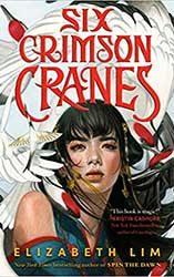 best fantasy book releases july 2021 six crimson cranes