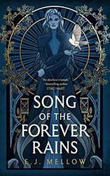 ya fantasy book releases july 2021 song of the forever rains
