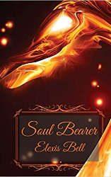 soul bearer book cover adult fantasy romance novel
