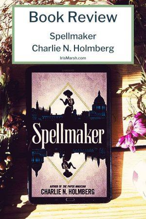 spellmaker charlie holmberg book review