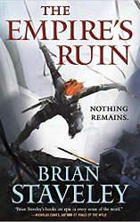 best fantasy books 2021 the empires ruin book cover