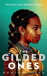 the gilded ones book cover best fantasy books 2021