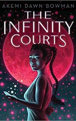 best sci-fi and fantasy book releases april infinity courts