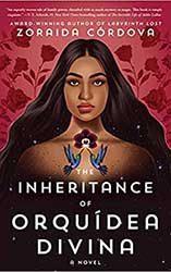 inheritance of orquidea fantasy book releases september 2021