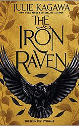 best fantasy sci-fi book releases the iron raven book cover