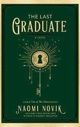The last graduate book cover best fantasy books 2021