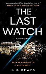 best sci-fi book releases april 2021 the last watch