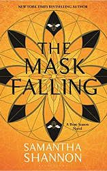 the mask falling book cover