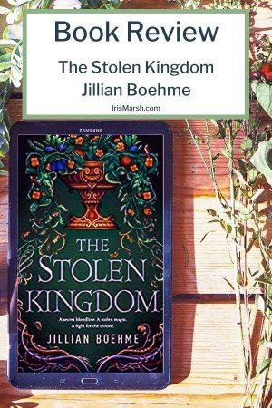 the stolen kingdom by jillian boehme book review