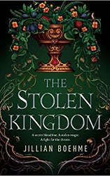 the stolen kingdom book cover new fantasy book releases march 2021