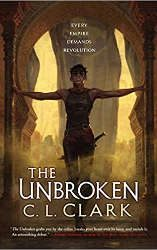 the unbroken book cover march 2021