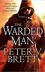 dark fantasy books the warded man