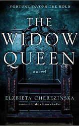 the widow queen book release