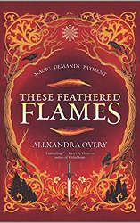 best fantasy book releases april these feathered flames
