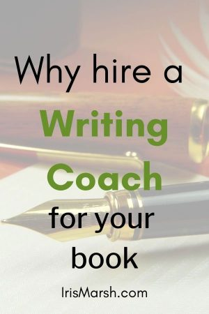 why does an author hire a writing coach