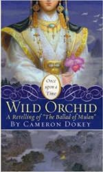 best fantasy romance books wild orchid book cover